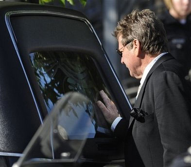 The funeral service for farrah fawcett 62 was had at los angeles
